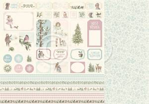 Bilde av  Winter Wonderland - Cut outs