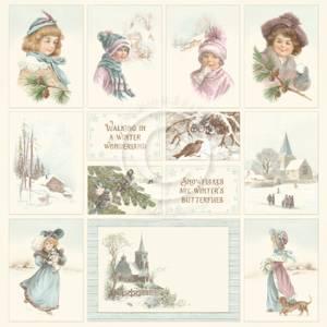 Bilde av Images from the past - Winter