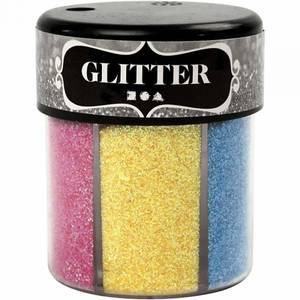 Bilde av Glitter - sortiment, 6x13 g