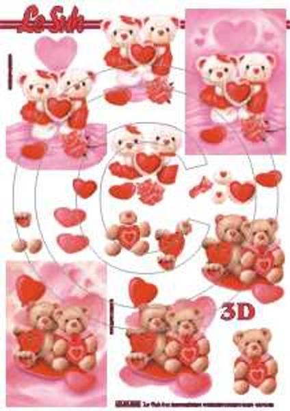 3D ark - Valentine