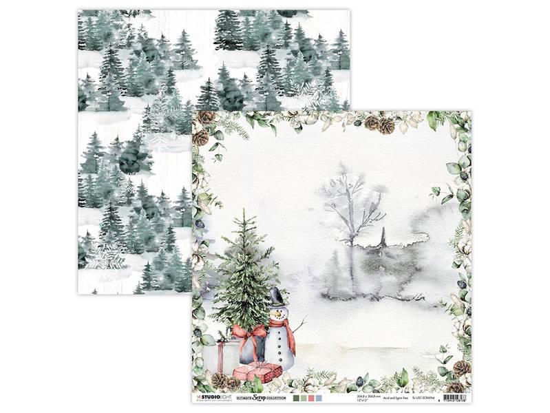 Studio Light Ultimate Scrap Christmas Collection – 64