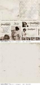 Bilde av Papir Vintage mix 2